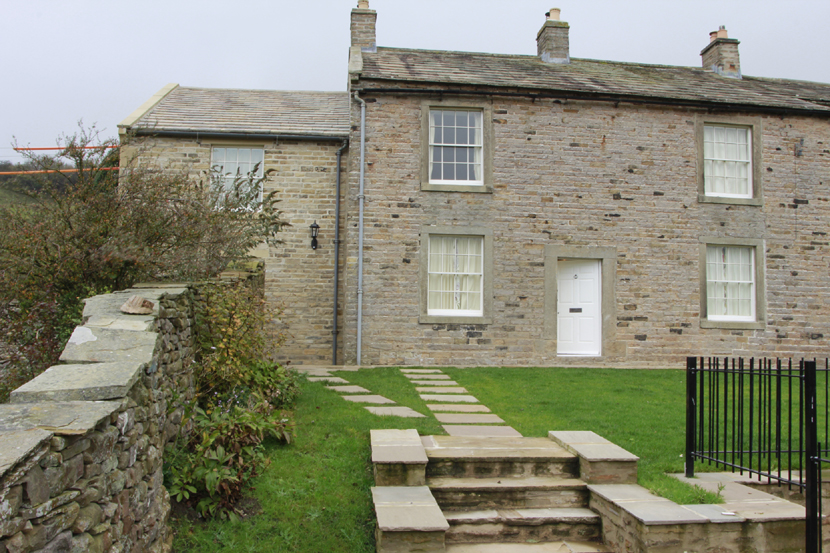 Eco renovation in the Yorkshire Dales